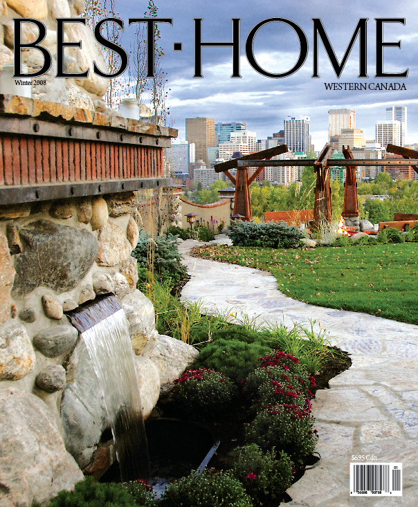 Best Home Magazine Winter 2008